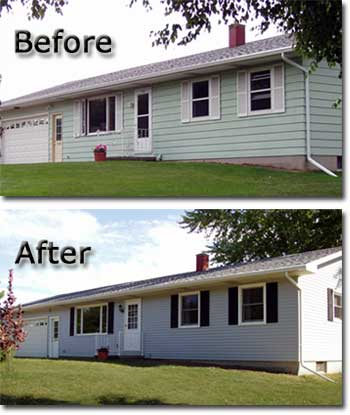 Seamless Products Including Seamless Steel Siding Windows